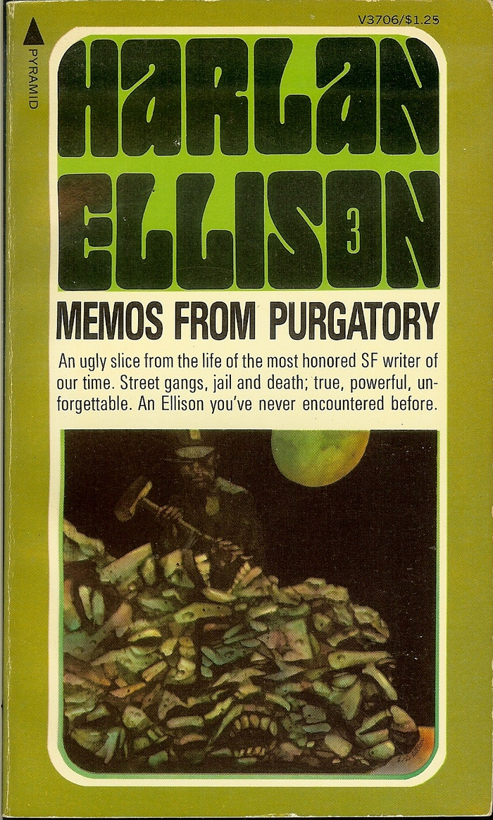 Harlan Ellison book series (Pyramid Books) 4