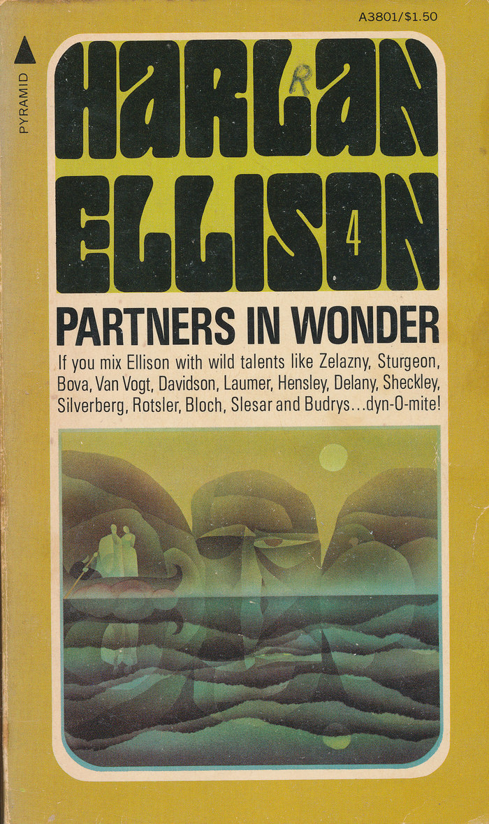 Harlan Ellison book series (Pyramid Books) 5