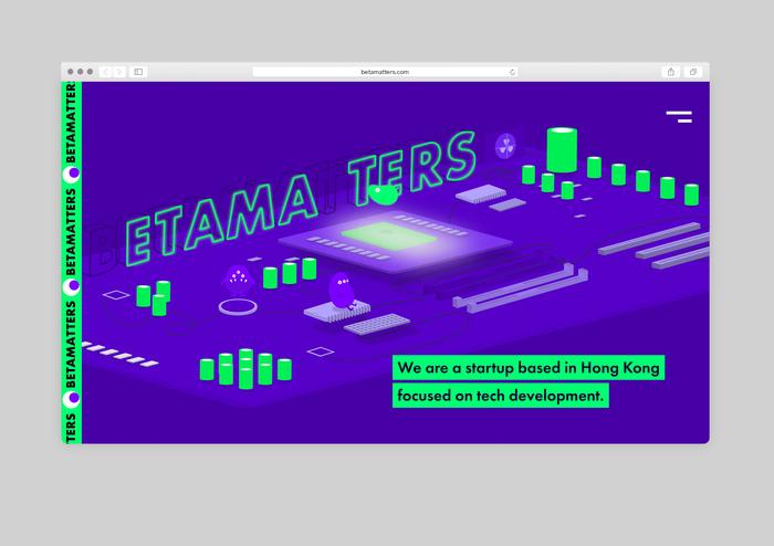 Betamatters 1