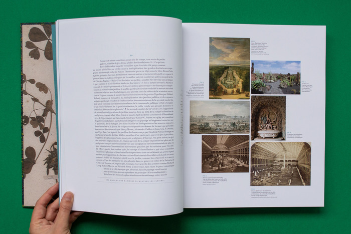 Jardins exhibition catalog 3
