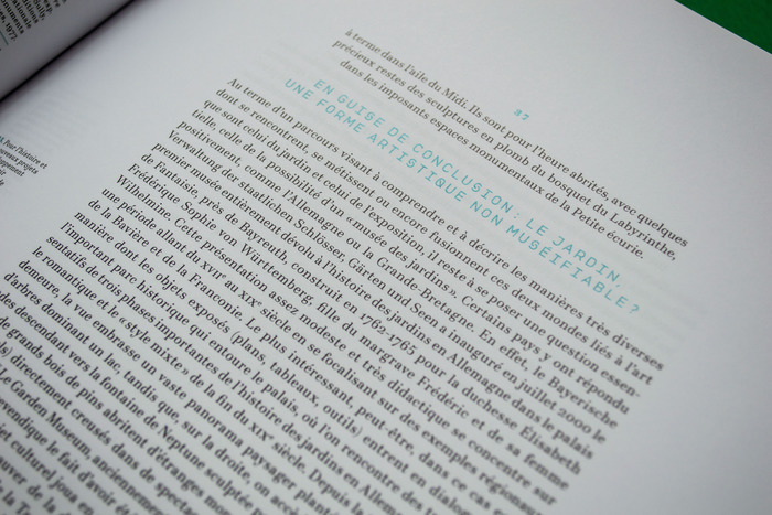 Jardins exhibition catalog 6