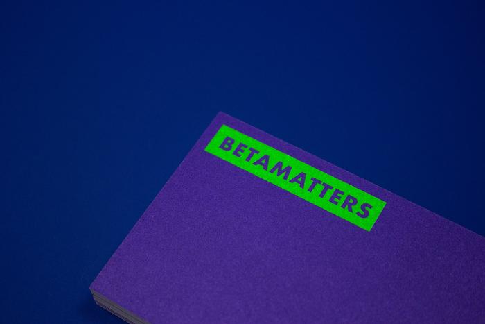 Betamatters 4