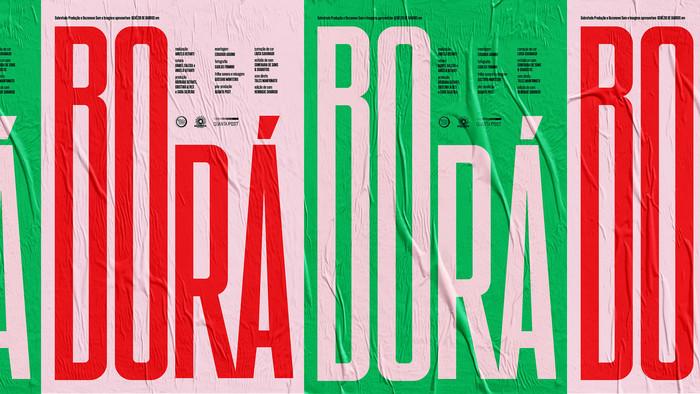 Borá movie posters 1