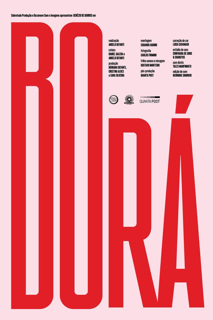 Borá movie posters 2