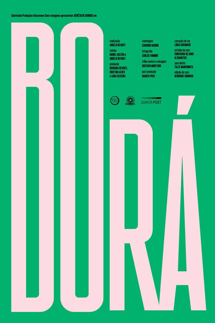 Borá movie posters 3