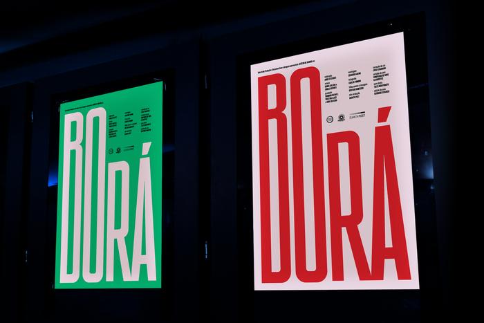 Borá movie posters 4