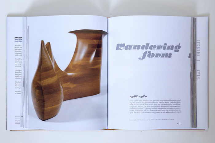 Wendell Castle – Wandering Forms – Works from 1959–1979 4