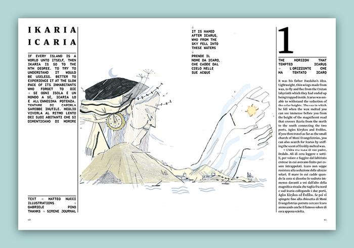 ILIT magazine no. 10, Cover story 6
