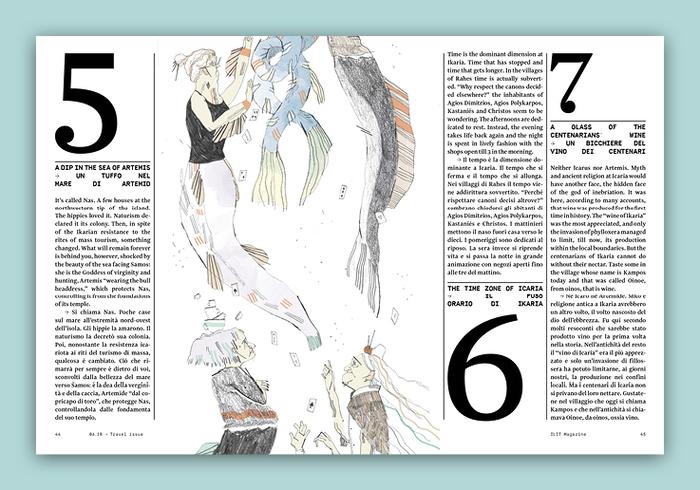 ILIT magazine no. 10, Cover story 7