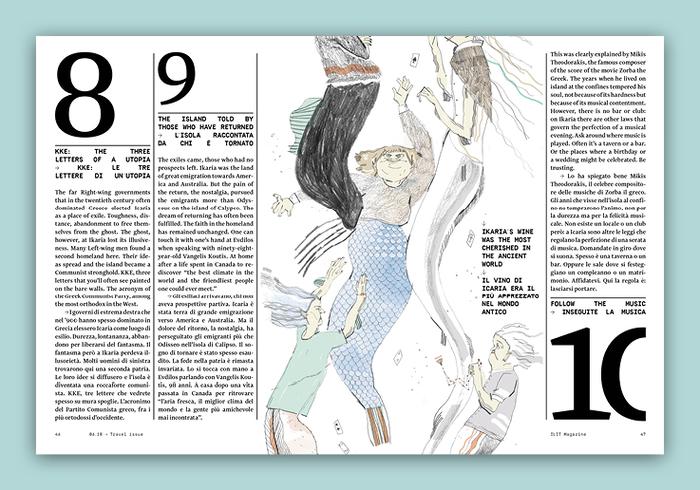 ILIT magazine no. 10, Cover story 8