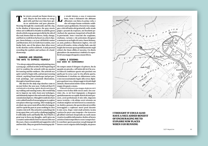 ILIT magazine no. 10, Cover story 10