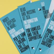 <cite>Morts et disparus en mer. Guide d'information pour les familles et leurs soutiens</cite>