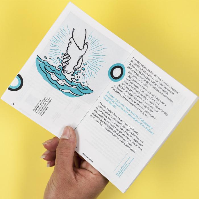 Morts et disparus en mer. Guide d'information pour les familles et leurs soutiens 4