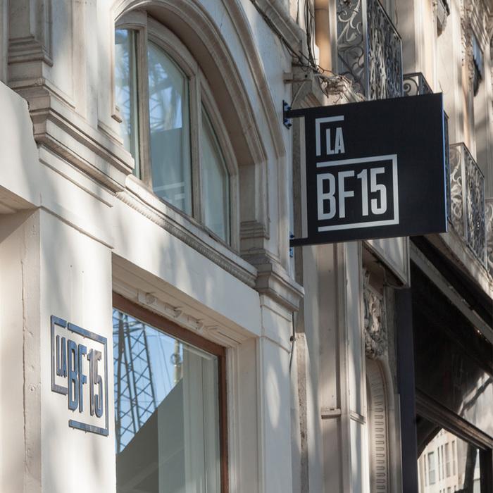 La BF15 3