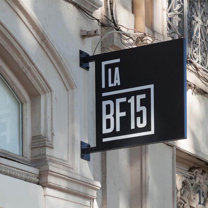 La BF15 4