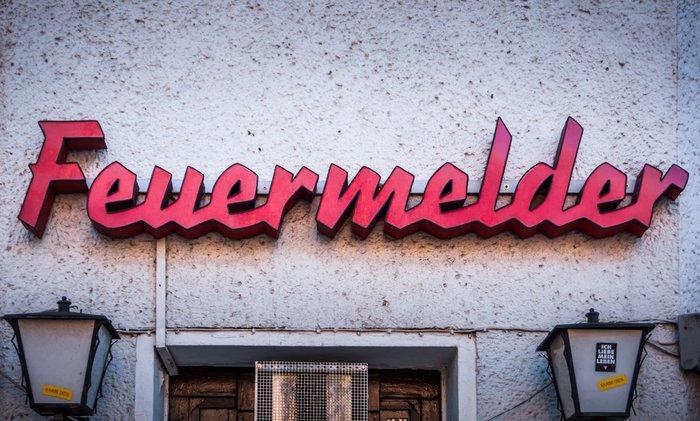 Feuermelder pub, Berlin 1