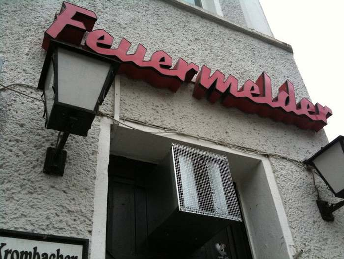 Feuermelder pub, Berlin 5
