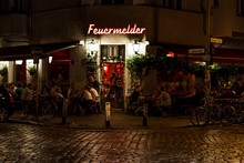 Feuermelder pub, Berlin