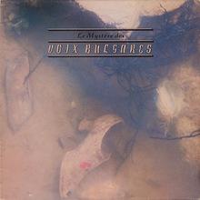 <cite>Le Mystère des Voix Bulgares</cite> (4AD) album art