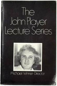<cite>The John Player Lecture Series</cite>