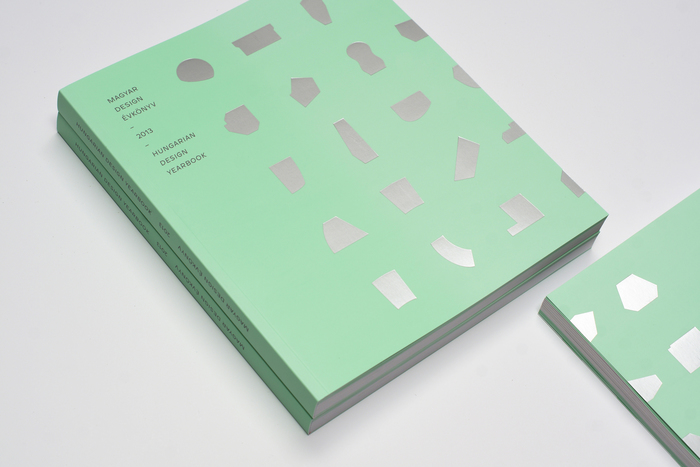 Hungarian Design Yearbooks 1