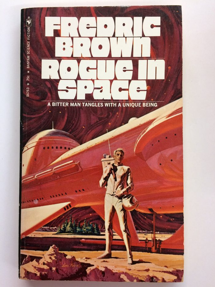 Rogue In Space — Fredric Brown
