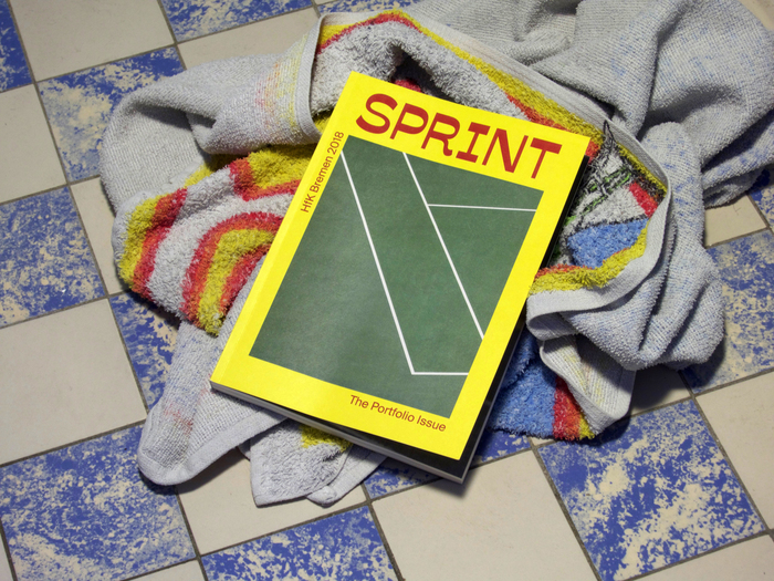 SPRINT – The Portfolio Issue 1