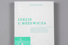 <cite>Lekcje u Różewicza</cite>