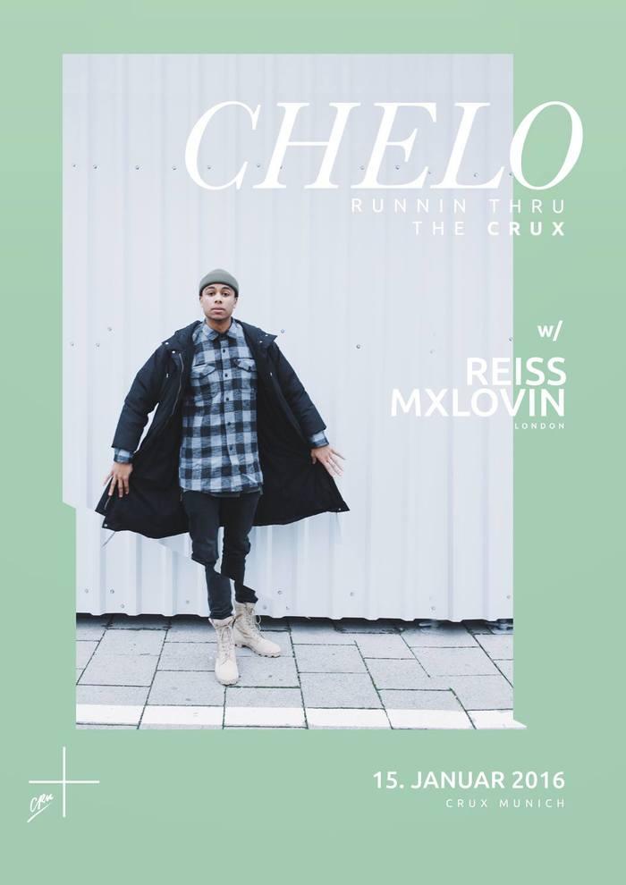 CHELO Runnin Thru The Crux 5