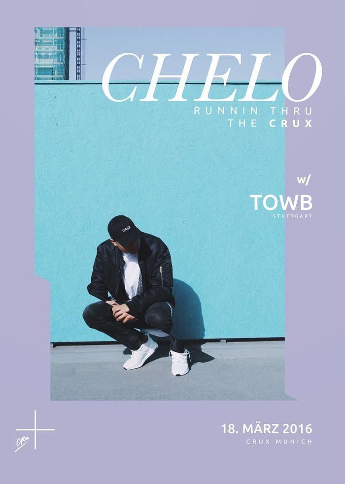 CHELO Runnin Thru The Crux 6