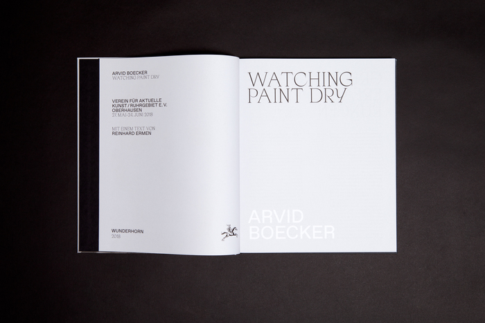 Watching Paint Dry — Arvid Boecker 3