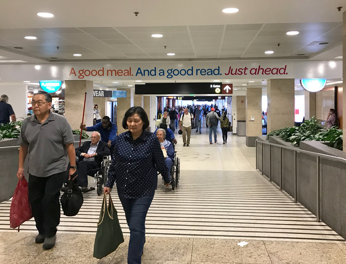 Eat & Shop on the Fly, Sea-Tac Airport 2