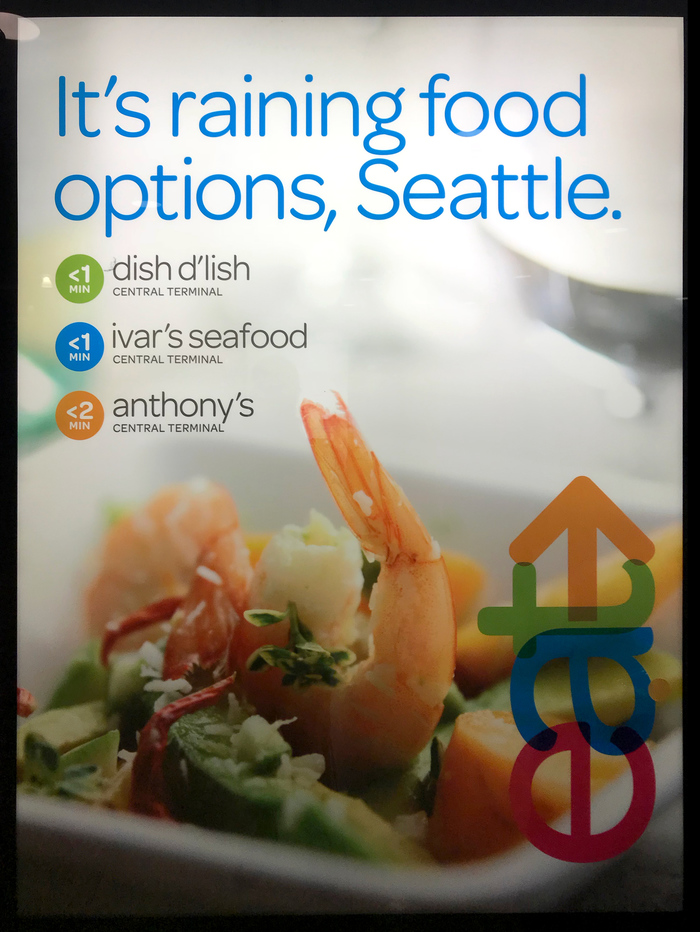 Eat & Shop on the Fly, Sea-Tac Airport 3