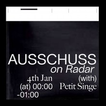 Radar Radio show by DJ Ausschuss