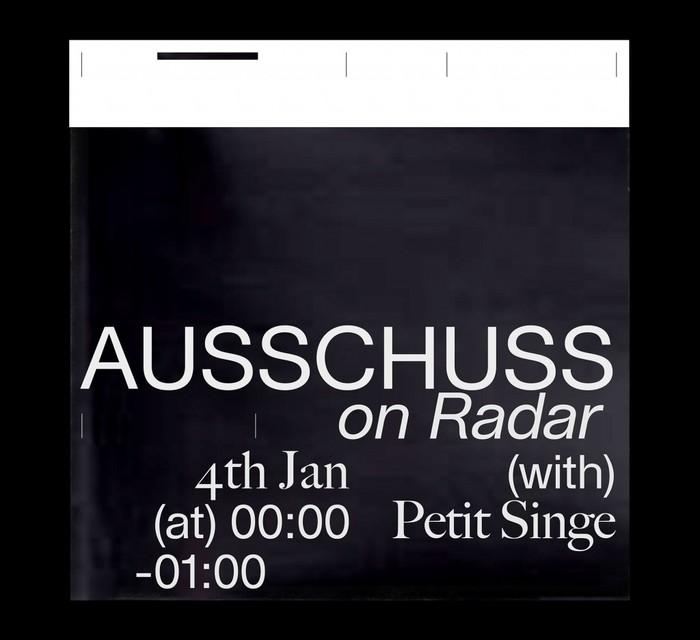 Radar Radio show by DJ Ausschuss 1