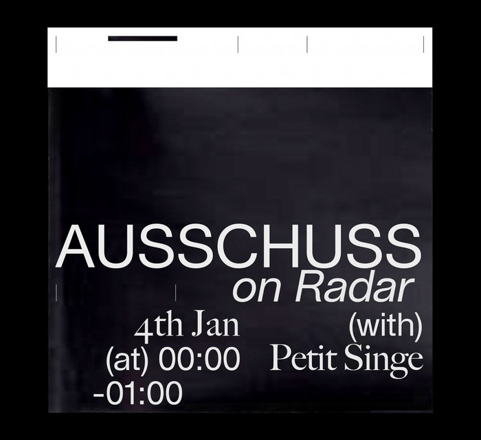 Radar Radio show by DJ Ausschuss 1