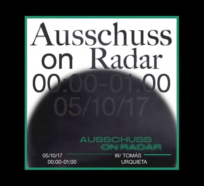 Radar Radio show by DJ Ausschuss 4