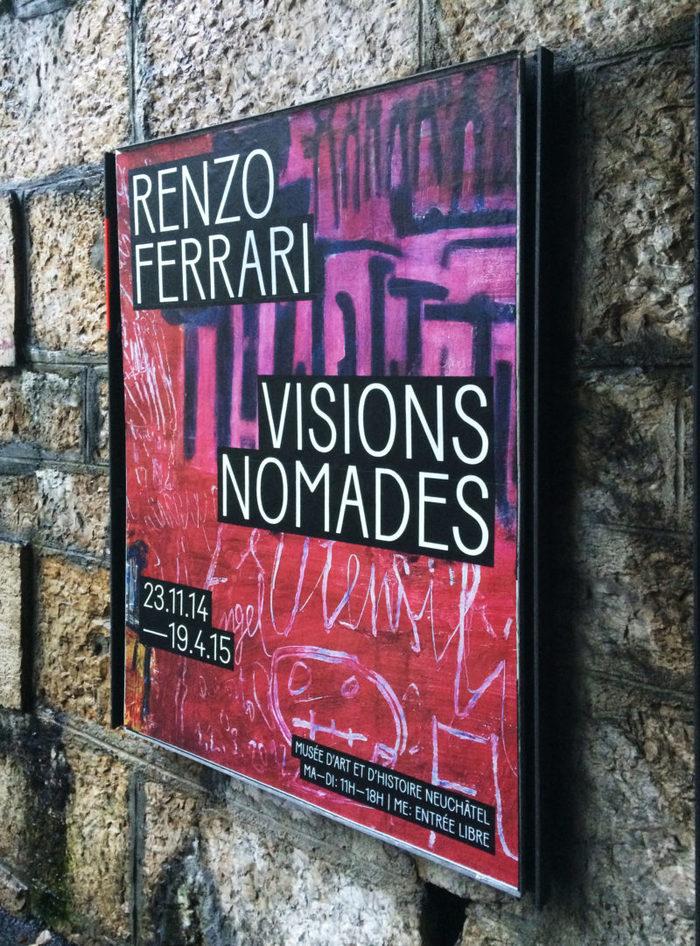 Renzo Ferrari, Visions Nomades 1