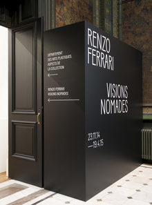 <cite>Renzo Ferrari, Visions Nomades</cite>