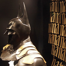 Batman costume for <cite>Cape 'n' Cowl</cite>, Warner Bros. Italy