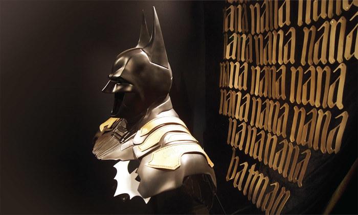 Batman costume for Cape 'n' Cowl, Warner Bros. Italy 3
