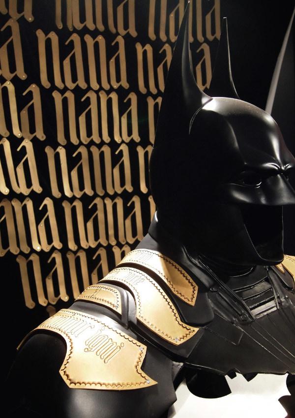 Batman costume for Cape 'n' Cowl, Warner Bros. Italy 5