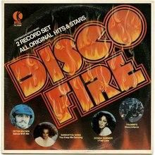 <cite>Disco Fire</cite>, K-Tel