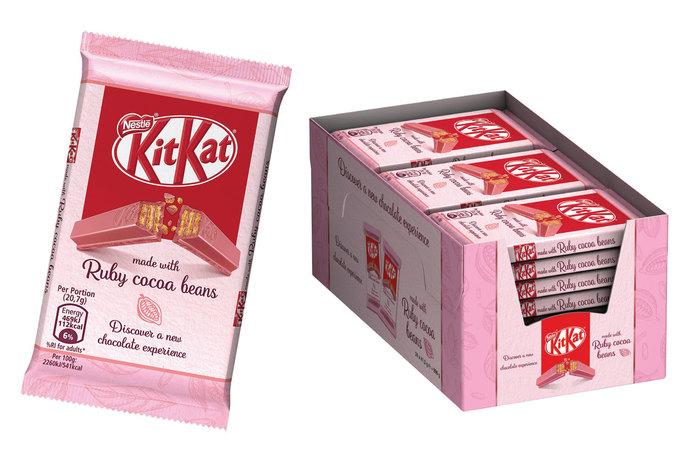 Nestlé KitKat Ruby 2
