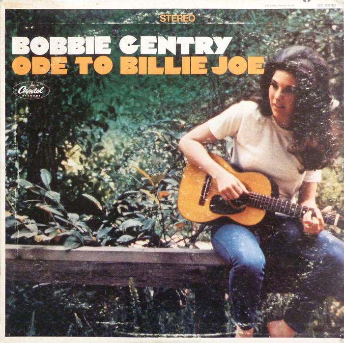 Bobbie Gentry – Ode to Billie Joe album art 1