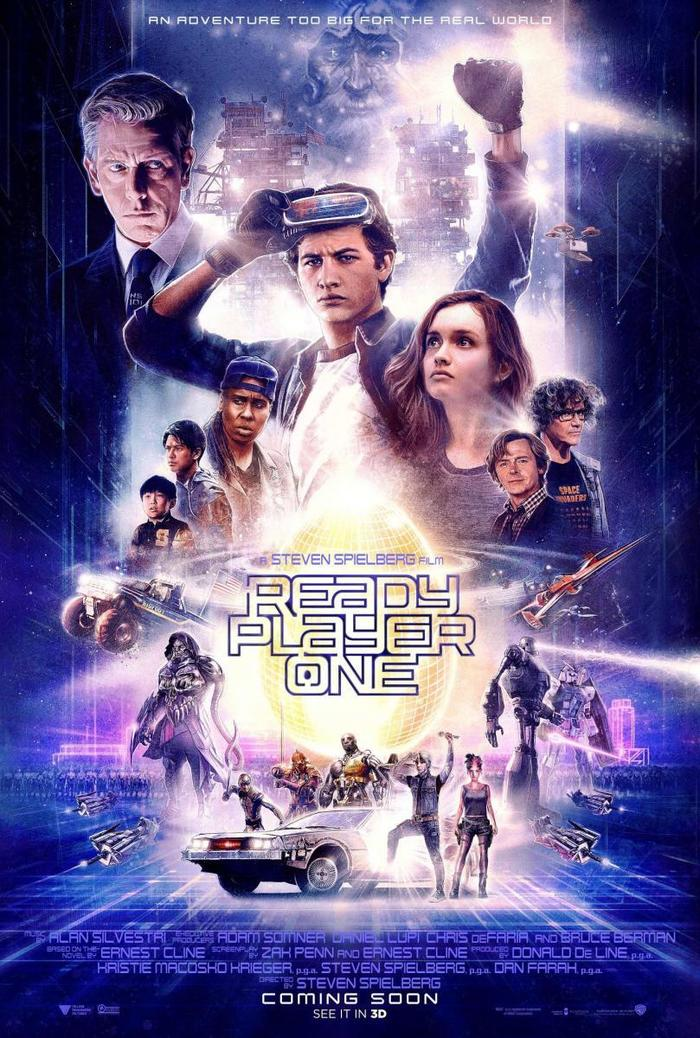 Ready Player One (film) 1