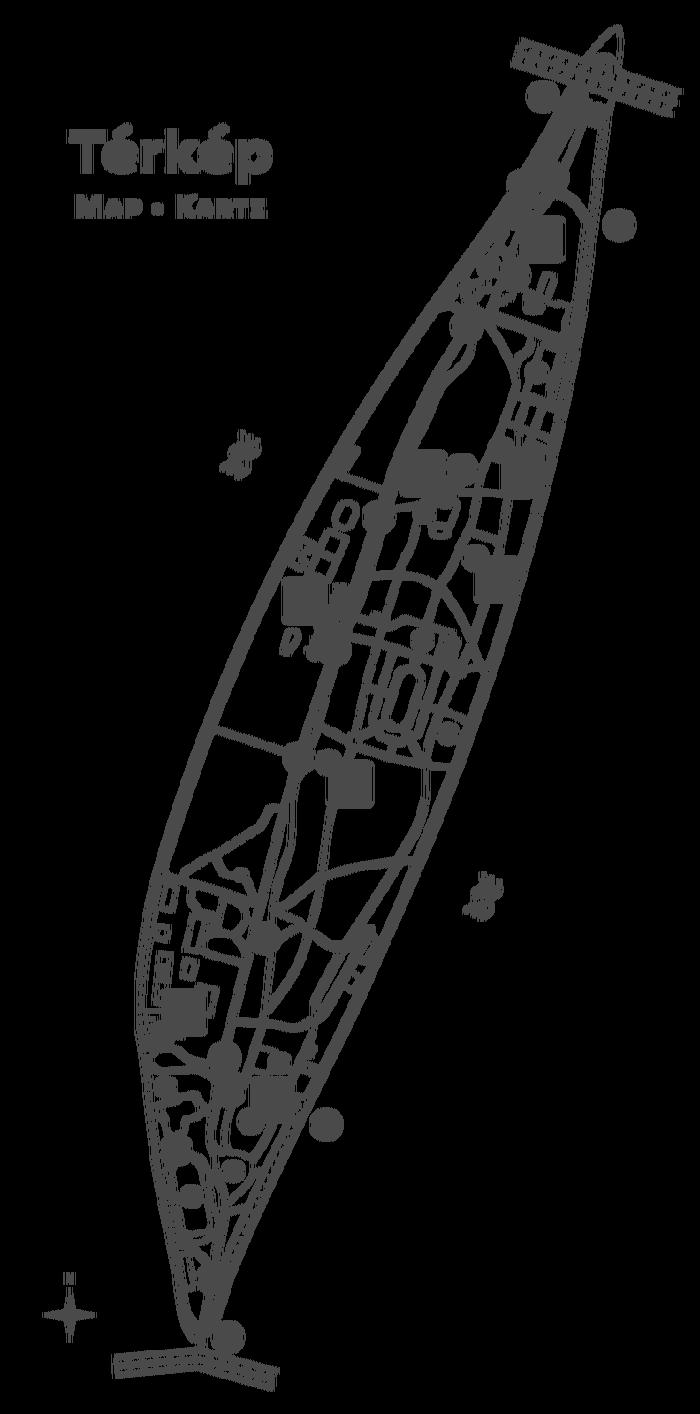 Margaret Island wayfinding system 2