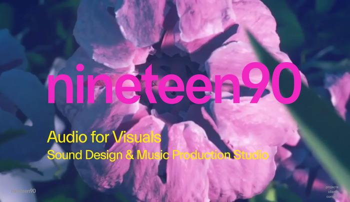 Nineteen90 Studio 1