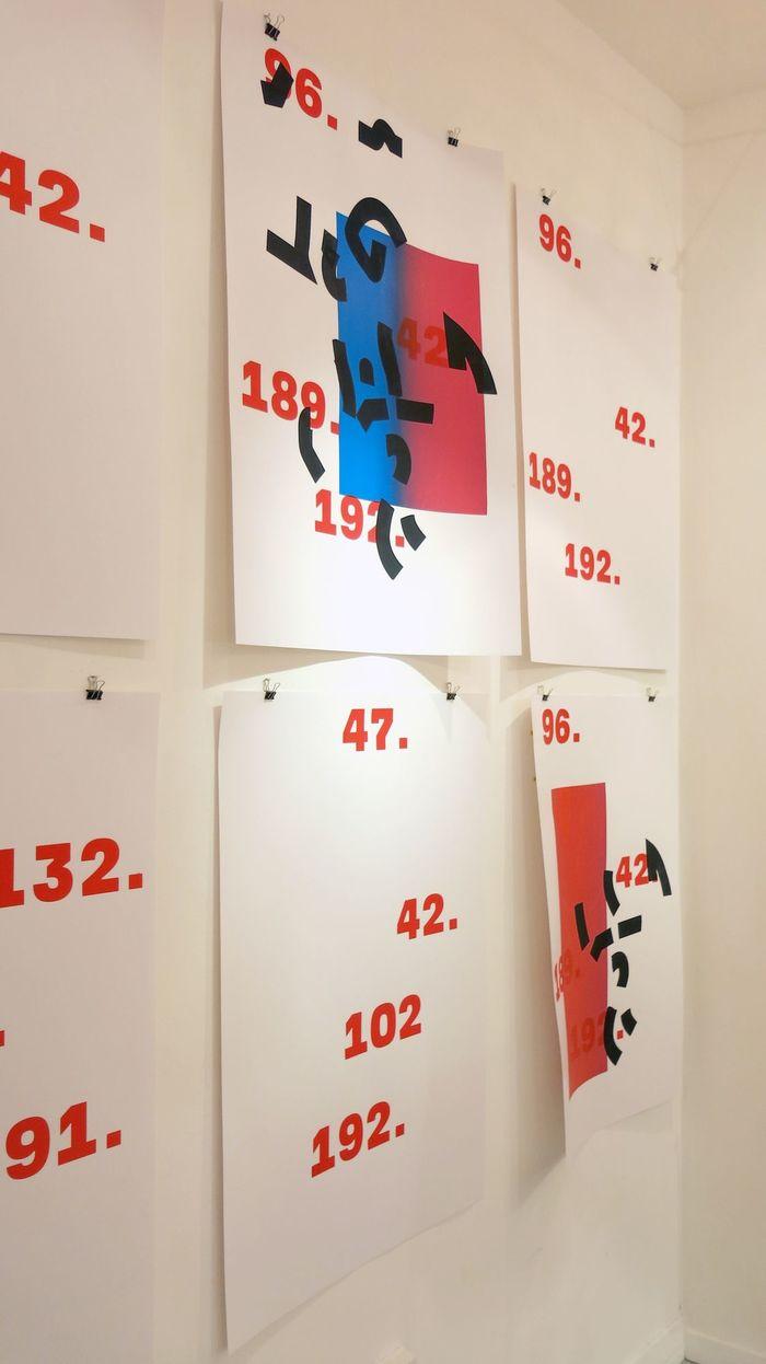 Parametric posters.