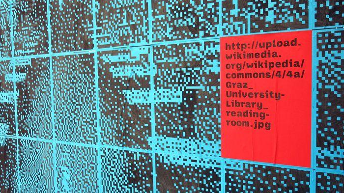 La Chambre de Faraday exhibition 9